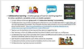 Effective, Time-Saving Tools for Teaching & Learning