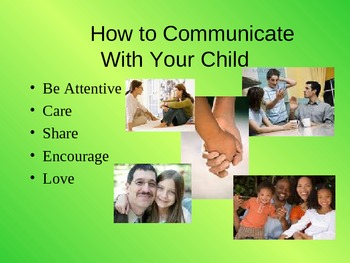 Effective ways to communicate with your children