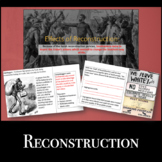 Effects of Reconstruction - Guided Notes & PPT