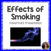 Effects of Smoking SMART board presentation