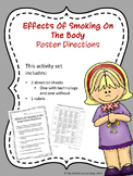 Effects of Smoking on the Body Poster