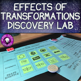 Effects of Transformations Inquiry / Discovery Lesson