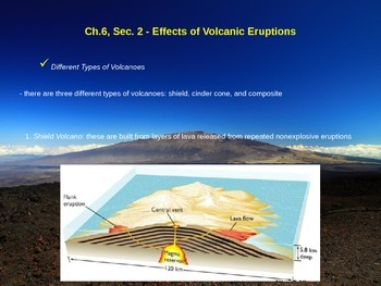 Effects of Volcanic Eruptions