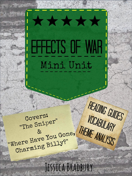 """Effects of War Mini Unit - """"The Sniper"""" and """"Charming Billy"""""""