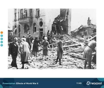 Effects of World War II