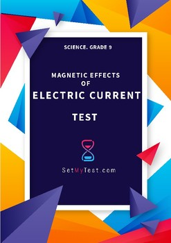 Effects of electric current test