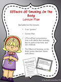 Effects of smoking on the body - Lesson plan