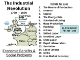 The Industrial Revolution LESSON BUNDLE: Effects of Industrialization