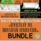 Effects of the Industrial Revolution BUNDLE