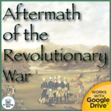 Effects of the Revolutionary War US History Unit