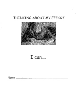 Effort Booklet