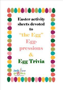 """""""Egg"""" Activities (Easter)"""