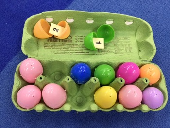 Egg Addition Activities
