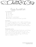 Egg Addition