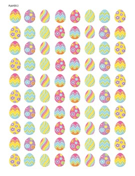 Egg Arrays Game and Craftivity: CCSS Aligned