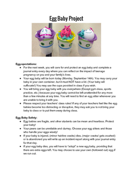 Egg Baby Project