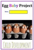 Egg Baby Project Interactive Digital Notebook