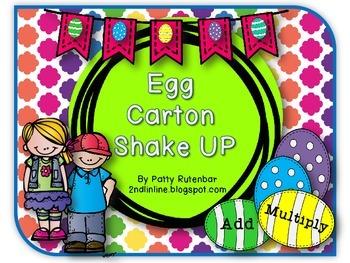 Egg Carton Shake Up!