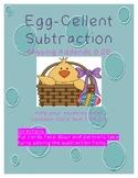 Egg-Cellent Subtraction-Missing Addend 1-20