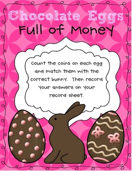 Egg-Cited About Easter FREEBIE