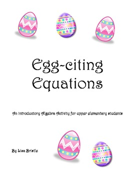 Egg-Citing Equations