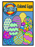 Egg Clipart Set (FREE)