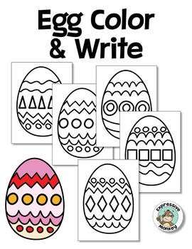 Egg Color & Write