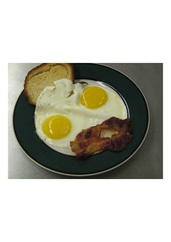 Egg Cookery Lesson Plan