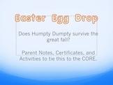 Egg Drop Activity