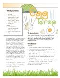 Egg Drop Experiment