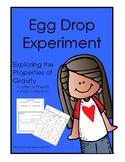 Egg Drop Experiment: Testing Gravity