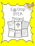 Egg Drop Forces and Motion STEM Project