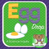 Egg Drop Powerpoint/PDF handouts