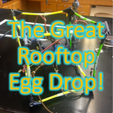 Gravity and the Egg Drop Project- STEM