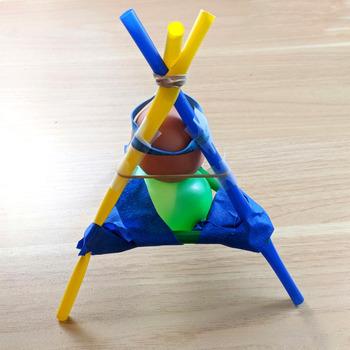 Egg Drop STEM Activity - Great End of Year STEM Challenge