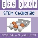 NGSS Aligned: Egg Drop STEM Challenge