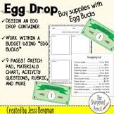 Egg Drop Challenge- Engineering Design Process, STEM