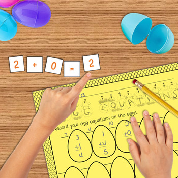 MATH CENTER: Egg Equations