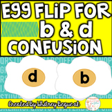 Egg Flip for b and d Confusion