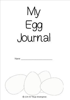 Egg Hatching Journal