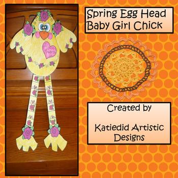 Egg Head Chick