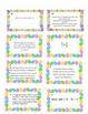Egg Hunt 5th Grade Math Review