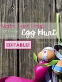 Math Test Prep: Egg Hunt