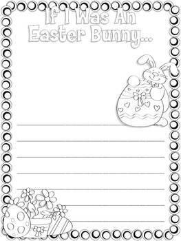 Easter Craftivity