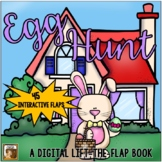 Egg Hunt:  An Interactive Lift-the-Flap Book for PowerPoint
