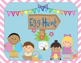 Egg Hunt: An Open-Ended Speech Therapy Activity