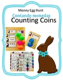 Counting Coins: quarters, dimes, nickles, and pennies