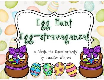Egg Hunt Egg-stravaganza