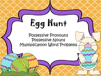 Egg Hunt *FREEBIE*
