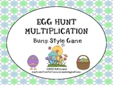 Egg Hunt Multiplication Bump Style Game